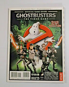 Nintendo Wii Official Game Guide Ghostbusters The Video Game 2009 New