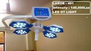 Led Surgical Light Ceiling Mobile Wall Mounted Operation Theater Light Luxor- 4