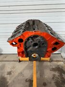 1958 Chevy 348 Engine Block Dated L1558 Machined Checked And Ready To Build