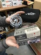"""Eagle Claw Dragon Fly Reel Large Arbor 3/4 """"super Buy"""""""