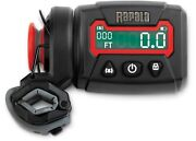 Rapala Digital Line Counter W/ Display For Baitcasting And Spinning Reels