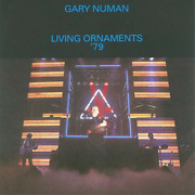 Gary Numan-living Ornaments And03979 Cd Neuf