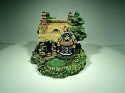 Cherished Teddies Village A Picnic For Two Sculptured Collection Vtg 1996