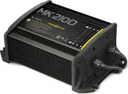 Minn Kota 210d 2-bank On-board Battery Charger W/ 10 Amps Total Output- 1822105