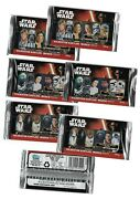 Topps Star Wars Migros Promo Turkish Cards 6 Booster Packs Unopened Ultra Rare