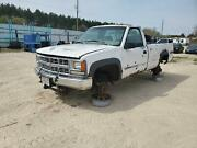 90-00 Chevy 3500 Rear Axle Assembly Srw 9200gvw 4.10 Ratio Opt Gt5 Plow Truck