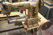 Pfaff Sewing Machine With Binding Gauge. Pick Up Only