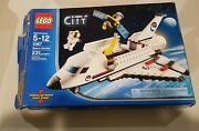 Lego City Space Shuttle 3367. New In Open Box. Retired. 231 Pieces.