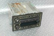 Note03-04 H2 Audio Radio Stereo Receiver Am Fm 6 Disc Cd Opt Uc6 Oem Unit