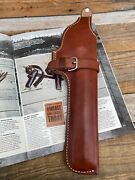 Vintage George Lawrence Columbia Hunter For Dan Wesson 8 9 14 15 22 Holster