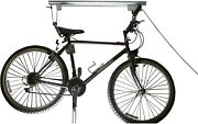 Rad Cycle Products Rail Mount Bike And Ladder Lift For Your Garage Or Workshopho