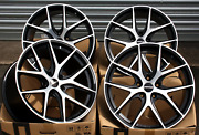 19 Novus 01 Bp Alloy Wheels Fit For Opel Adam S Corsa D Astra H And Opc