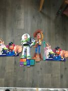 Vintage Toy Story Cardboard Figures From A Toys R Us Display Very Rare