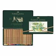Faber-castell Pitt Pastel Colored Pencils 36 Color Set Canned 112136