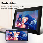 10 Wifi 16gb Digital Picture Frame Touch Screen Share Photos Video Player Gift