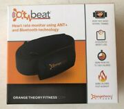Orange Theory Fitness Ot Beat Ant+ Bluetooth Chest Heart Rate Monitor New Xs-s