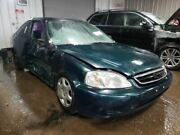 Temperature Control Knob Assembly Turn Coupe Dohc Fits 99-00 Civic 1089987