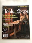 Fine Wood Working Magazine Tools Shops Issue Winter 2006 Work Bench Cabinet