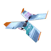 2pcs Bee 490mm Wingspan Epp Fpv Rc Airplane Fixed Wing Kit For New Flyer