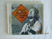 C D Willie Nelson On The Road Again Pre-owned Ex-cond. ==free Ship.==shd