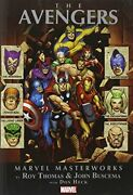Marvel Masterworks Avengers - Volume 5 By Roy Thomas Brand New