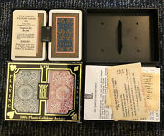 Kem Playing Cards 3 Double Decks In Case