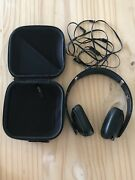 Nokia Wh-930 Purity Hd Wired On-ear Stereo Headset - Monster Headphones - Black