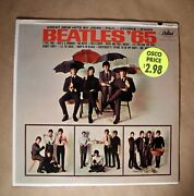 The Beatles Beatles And03965 Capitol Mono T 2228 Still Sealed In Original Shrink