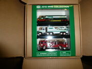 2018 Hess Toy Mini Trucks  Sold Out   New In Box