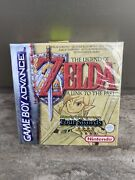 Game Boy Advance The Legend Of Zelda A Link To The Past Nintendo