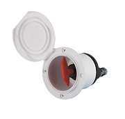 Boat Marine Allpa Battery Selector Switch Plastic 180a Continuous Built-in Unit