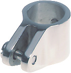 Boat Marine Stainless Steel Spray Hood Centre Fitting 2225mm Connection 63mm