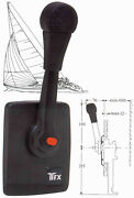 Boat Marine Allpa Dual Action Side Mount Control B80/l With Interlock