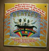 The Beatles Magical Mystery Tour Capitol Mono Mal 2835 1967 Still Sealed Lp