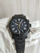 ❤️❤️ Sporting Chronograph 45mm Black Pvd Stell Limited Edition