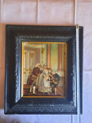 Pictures Of French And German Masters Art Drawings Paintings Century Authentic