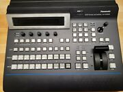 Panasonic Av-hs400a Multi-format Hd Production Switcher Church Owned Tested