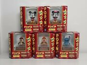 Disney Musical Figurines Powered Dance Mickey Minnie Mouse 5 Boxes Ship From Usa