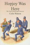 Hopjoy Was Here Third Flaxborough Chronicles By Colin Watson Mint Condition