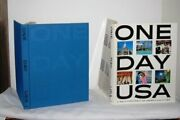 One Day/u.s.a. Self Portrait Of Americaand039s Cities By Richard Carver And Vg