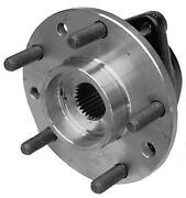 1984-1996 Corvette Timken And Reg Rear Wheel Hub And Bearing Assembly 25-101784-1