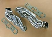 Olds Cutlass 442 H/o 350 Small Block Dual Exhaust Tubular Headers Stainless New
