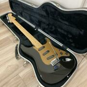 Fender American Deluxe Electric Guitar Ships Safely From Japan
