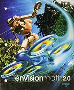Envision Math 2.0 Student Edition Accelerated Volume 1 By Scott Foresman Mint