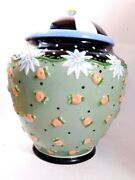 Mary Engelbreit 1999 Michel And Company Cookie Jar