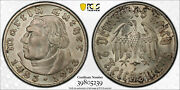 Pcgs Ms 65 Germany Third Reich 2 Marks 1933-f Luther J-352