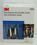 New L Genuine 3m 6900 Full Facepiece Reusable Respirator Protection Industrial