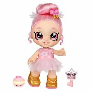 Kindi Kids Fun Time Friends - Pre-school Play Doll, Pirouetta - For Ages 3+  ...