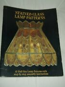 Stained Glass Lamp Patterns By Judy Miller