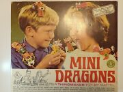 Mini Dragons A Thingmaker Toy By Mattel Vintage